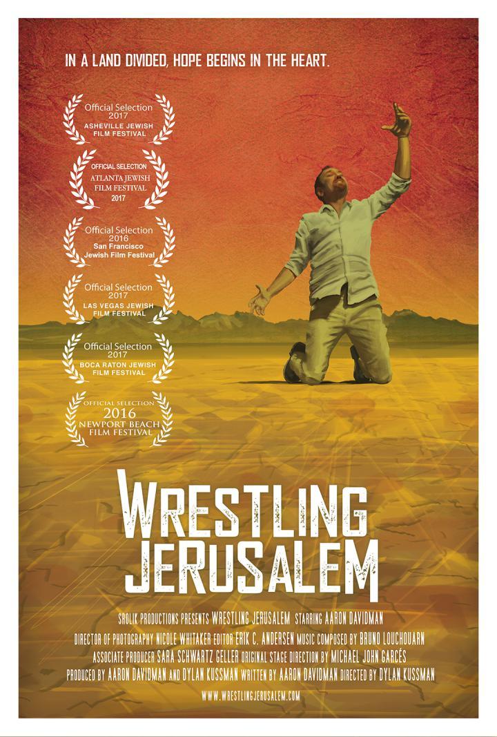 Wrestling Jerusalem - Laemmle com