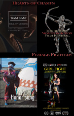 Artemis - HEARTS OF CHAMPS: FEMALE FIGHTERS - BLOCK 8