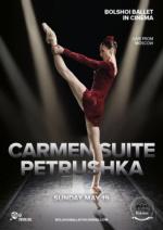 Carmen Suite/Petrushka