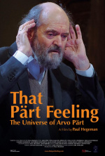 That Part Feeling - The Universe of Arvo Part