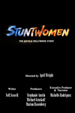 AFF - Stuntwomen: The Untold Hollywood Story