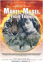 Mabel, Mabel, Tiger Trainer  Q&A w/ Leslie Zemeckis & moderated by Pete Hammond of Deadline Hollywood