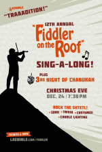 Sing-Along Fiddler on the Roof