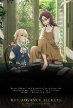 Violet Evergarden: Eternity and Auto Memory Doll