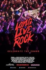 Long Live Rock ...Celebrate the Chaos